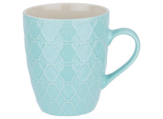 Hrnček Na Kávu Riley - mätovozelená, Štýlový, keramika (9,1/10,9cm) - Mömax modern living