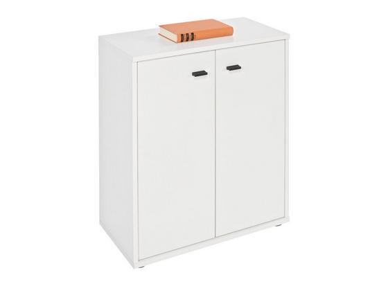 Komoda Boni  *cenový Trhák* - bílá, Moderní, kompozitní dřevo (60/70/30cm)