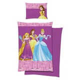 Bettwäsche Disney Princess - Multicolor, LIFESTYLE, Textil - Disney