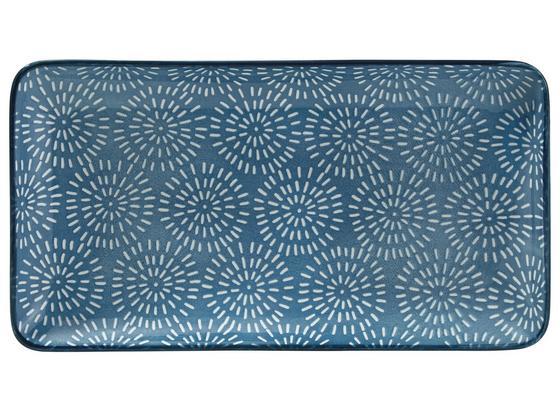 Tácka Nina - modrá, keramika (12/22cm) - Mömax modern living