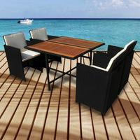 Tisch und Sessel FARO