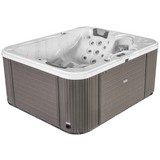 Whirlpool Keramik Asti 211 X 90 X 170 cm - Weiß, Design, Holz/Keramik (211/90/170cm)