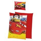 Bettwäsche Disney Cars - Multicolor, LIFESTYLE, Textil - Disney