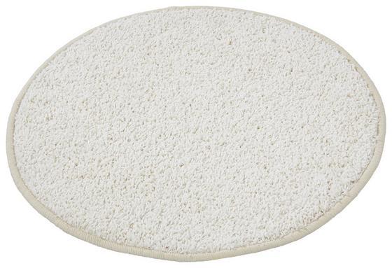 Shaggy Szőnyeg Shpinx - fehér, konvencionális, textil (67cm)