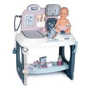 Doktortisch Baby Care Center - Multicolor, Basics, Kunststoff (49,6/19,8/59,4cm)