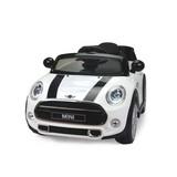 Kinderauto Ride-On Mini Weiß - Silberfarben/Schwarz, Basics, Kunststoff (109,5/65/51,5cm)