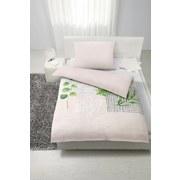 Posteľná Bielizeň Take It Easy -ext- - zelená/ružová, Konvenčný, textil (140/200cm) - Mömax modern living