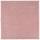 Předložka Koupelnová Nelly -top- - růžová, textil (50/50cm) - Mömax modern living
