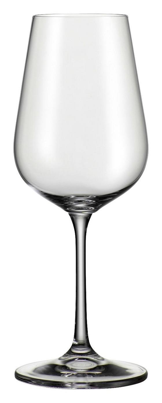 Pohár Na Biele Víno Norma - číre, Moderný, sklo (0,36l) - Bohemia