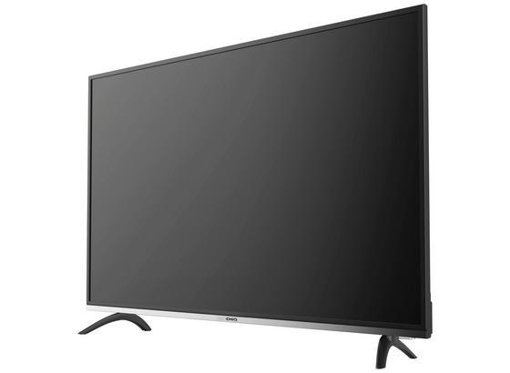 50 Zoll LED-Fernseher Uhd 4k LED Smart TV - Schwarz, MODERN, Kunststoff (112,5/20,3/71cm)