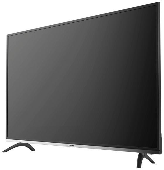 """LED-Fernseher 4k Uhd Smart TV 50"""" - Schwarz, MODERN, Kunststoff (112,5/20,3/71cm)"""