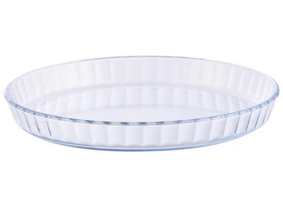 Forma Na Pečenie Eve - číre, sklo (28/3,5cm) - Mömax modern living