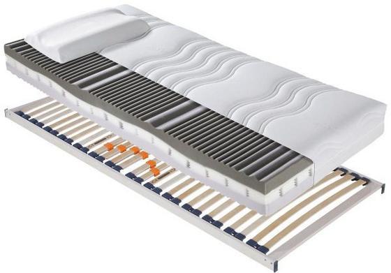 Matratzenset Airflex 90x200 cm - Textil (90/200cm) - Primatex