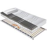 Matratzenset Airflex 90x200cm H2/H3 - Textil (90/200cm) - Primatex