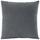 Dekoračný Vankúš Envy - sivá, textil (45/45cm) - Premium Living