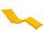 Liegenauflage Premium B: 205 cm Gelb - Gelb, Basics, Textil (205/8-9/67cm) - Ambia Garden