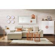 Polštář Ozdobný Dubai - měděné barvy, textil (50/30cm) - Mömax modern living