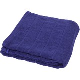 Duschtuch Lilly - Blau, KONVENTIONELL, Textil (70/140cm)