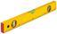 Wasserwaage Falko 40 cm - Gelb, KONVENTIONELL, Metall (40cm)