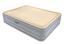 Luftbett Foamtop Comfort Queen 67486 - Beige/Grau, KONVENTIONELL, Kunststoff (203/152/46cm) - Bestway