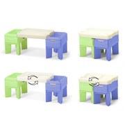 Kinderspielset Simplay 3 Spielcenter - Multicolor, Basics, Kunststoff (124,5/48,3/50,8cm)
