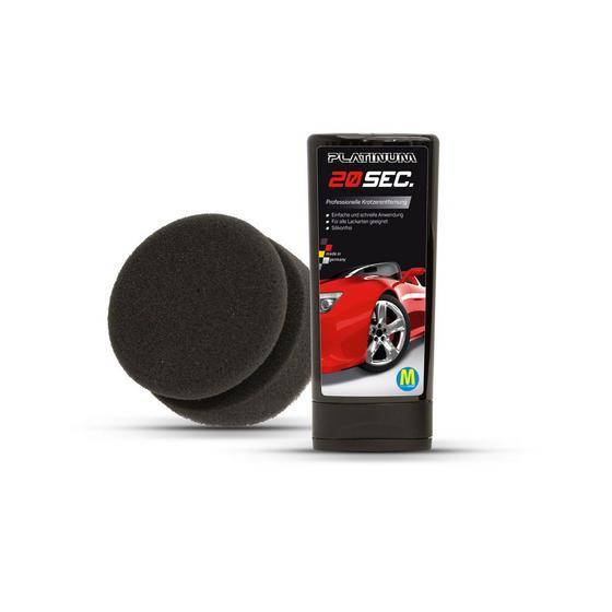 Autolackpflege Platinum 20 Sec. - Kunststoff (0,53/13,8/14,4cm) - Mediashop