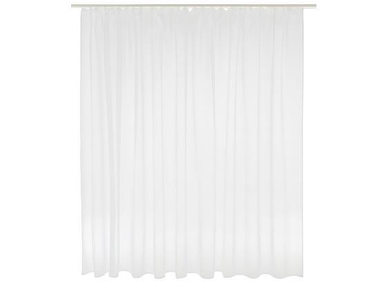 Kusová Záclona Tosca Store, 300/175cm - biela, textil (300/175cm) - Mömax modern living