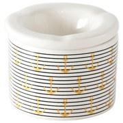 Windascher Anchor - Goldfarben/Weiß, LIFESTYLE, Keramik (9,5/7cm)