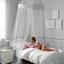 Nebesa Kathi -ext- - bílá, Romantický / Rustikální, textil (60/250/1000cm) - Mömax modern living