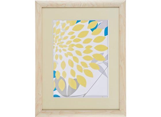 Rám Na Obrazy Anna - přírodní barvy, Romantický / Rustikální, dřevo/sklo (30/40/1,6cm) - Mömax modern living