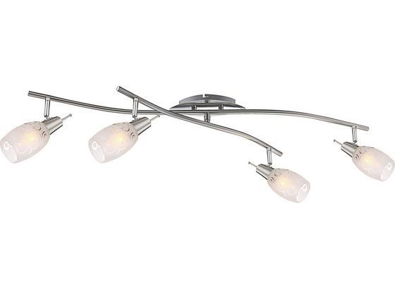 Strahler Florita - KONVENTIONELL, Glas/Metall (90/50/21cm)