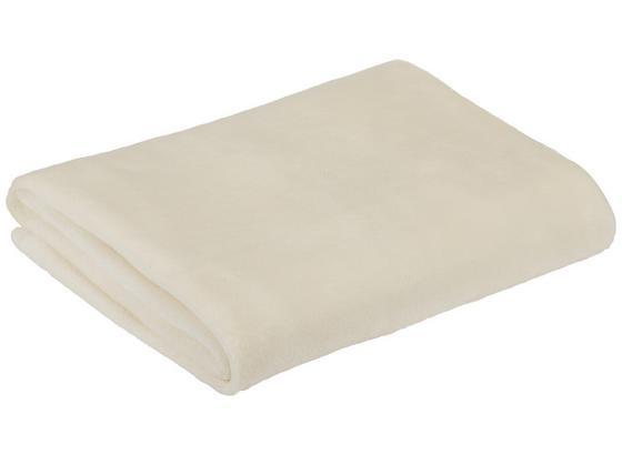 Kuscheldecke Marlies *pmb* - Weiß, MODERN, Textil (150/200cm) - Luca Bessoni