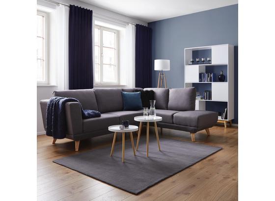Sedací Souprava Kyle - šedá, Moderní, dřevo/textil (262/196cm) - Mömax modern living