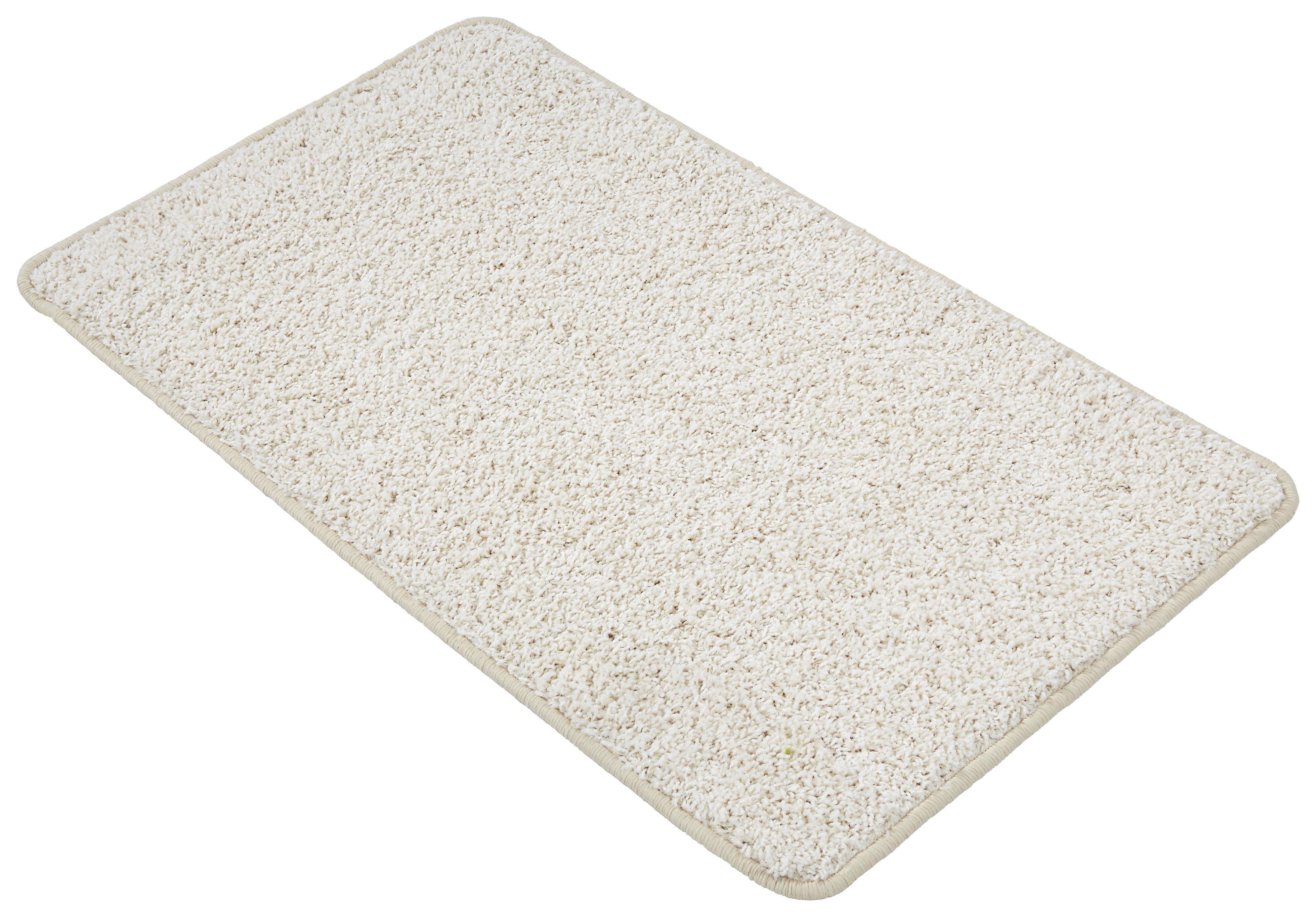 Shaggy Szőnyeg Sphinx - fehér, konvencionális, textil (100/150cm)