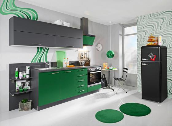 Vestavná Kuchyně Win - Basics (300cm)