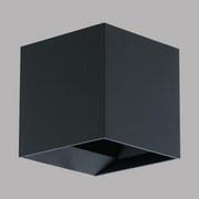 LED-Außenleuchte Calpino - Anthrazit, MODERN, Metall (10,5/10,5/10,5cm)