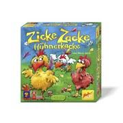 Lernspiel Zicke Zacke Hühnerkacke - Multicolor, Basics, Kunststoff (7,4/29,7/29,7cm)