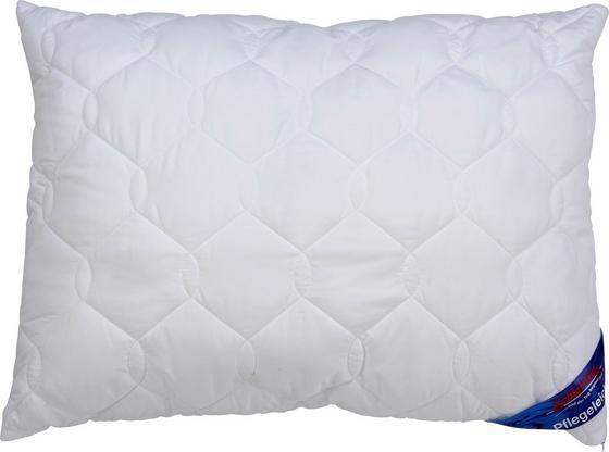 Frankenstolz Kopfpolster Schlaf-gut Tencel 70x90 cm - Weiß, KONVENTIONELL, Textil (70/90cm) - FAN