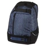 Rucksack Posh - Blau, MODERN, Textil (33/48/21cm) - Walker