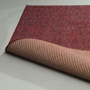 Flachwebeteppich Loop 200/290 - Rot, MODERN, Textil (200/290cm)