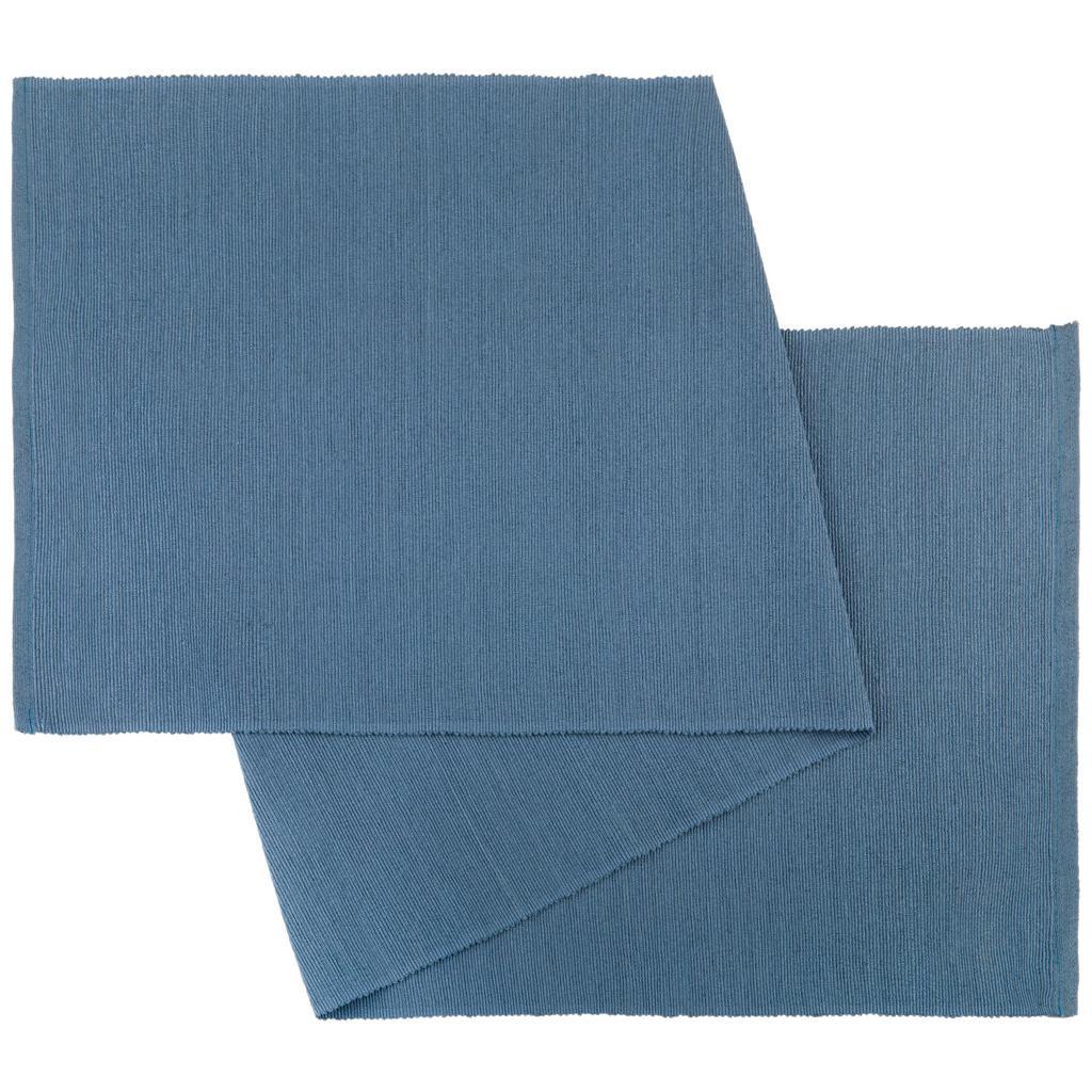 Běhoun Na Stůl Maren, 40/150cm, Modrá