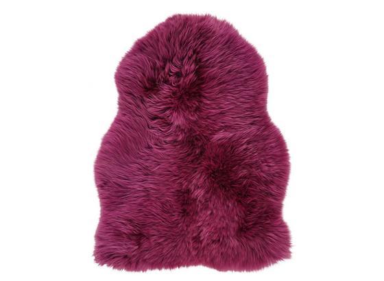 Rúno Emma - fialová, textil (60/45cm) - Mömax modern living