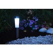 LED-Solarleuchte Lena H: 56 cm - MODERN, Kunststoff/Metall (7,5/56cm) - Grundig