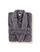 Bademantel Amira - Anthrazit, KONVENTIONELL, Textil (S-XL) - Ombra