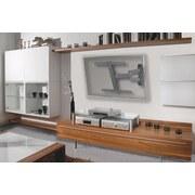 TV-Wandhalter Ws 100 B: 62 cm - Schwarz, KONVENTIONELL, Metall (62/42/49cm)