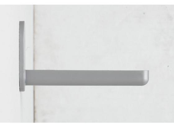 Držák Police Pinocchio - barvy stříbra, kov (16cm)