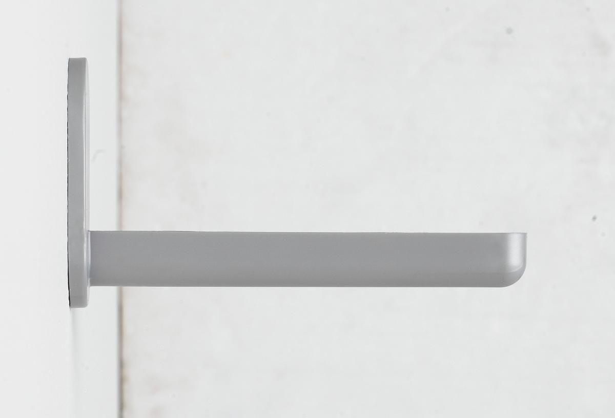 Fachbodenhalter Pinocchio - Silberfarben, Metall (16cm)