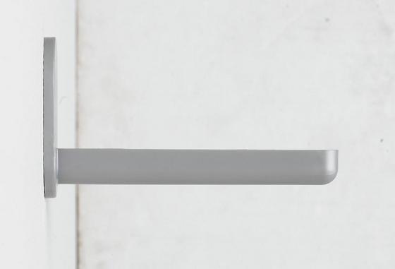 Polctartó Pinocchio - ezüst színű, fém (16cm)