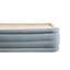 Luftbett Comfort 203x152x46cm Selbstaufblasend 67486 - Beige/Grau, KONVENTIONELL, Kunststoff (203/152/46cm) - Bestway