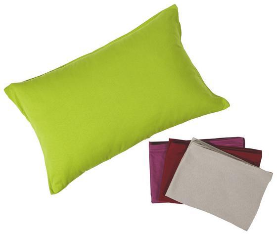 Párnahuzat Antoinette - lila/bordó, konvencionális, textil (40/60cm) - OMBRA